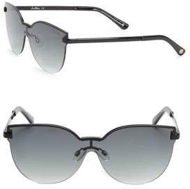 Sam Edelman 57MM Round Sunglasses