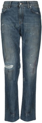 DEPARTMENT 5 Denim pants - Item 42704583GT
