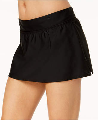 Reebok Solid Swim Skirt, Created for Macy's