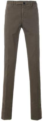 Incotex straight leg chinos