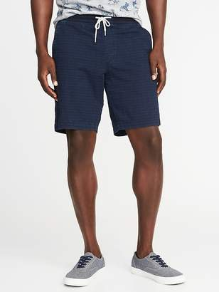Old Navy Built-In Flex Drawstring Jogger Shorts for Men - 9-inch inseam