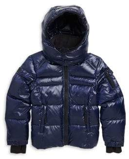 SAM. Boy's Racer Down Puffer Coat
