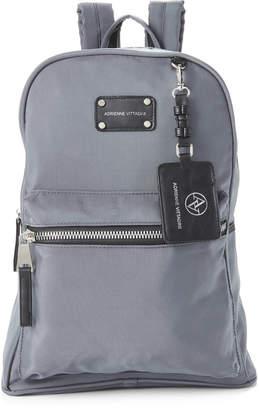 Adrienne Vittadini Nylon Laptop Backpack