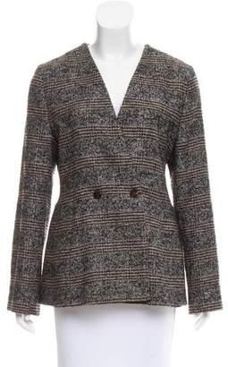 By Malene Birger Striped Tweed Blazer w/ Tags