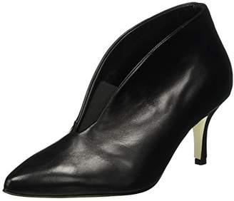 Womens Oxford Pump Lenny Closed Toe Heels Strenesse Tesh2zQpZ