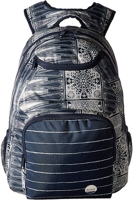 Roxy - Shadow Swell Printed Backpack Backpack Bags $45 thestylecure.com