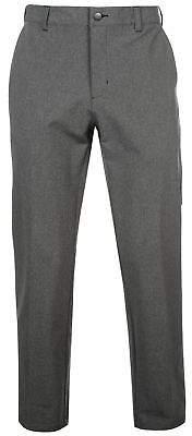 adidas Mens Fall Trousers Golf Pants Bottoms Lightweight Zip