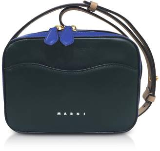 Marni Nappa Leather Shell Shoulder Bag