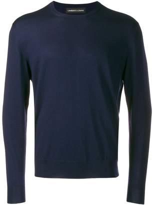 Lamberto Losani crew-neck knit sweater