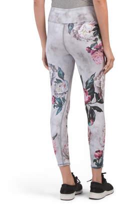Big Floral Leggings