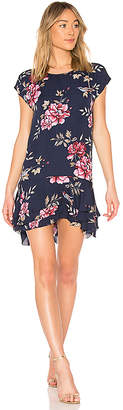 Joie Coreen Floral Mini Dress