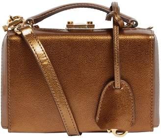 Mark Cross Mini Leather Grace Box Bag