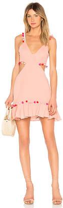 Majorelle Capsize Dress