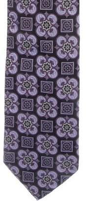 Dolce & Gabbana Silk Jacquard Tie