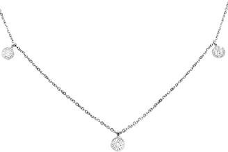 Diana M Fine Jewelry 18K 0.30 Ct. Tw. Diamond Necklace