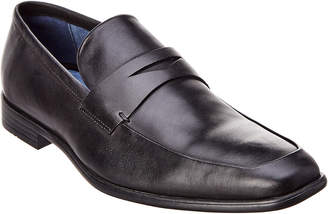 Rush by Gordon Rush Gordon Rush Leather Penny Loafer