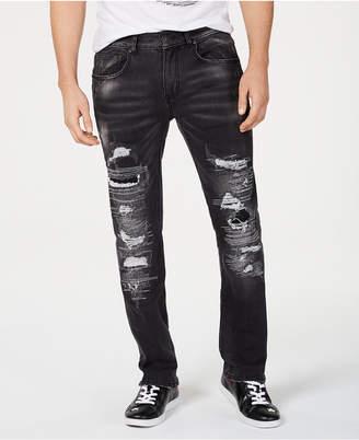 INC International Concepts I.n.c. Men Slim-Fit Ripped Jeans