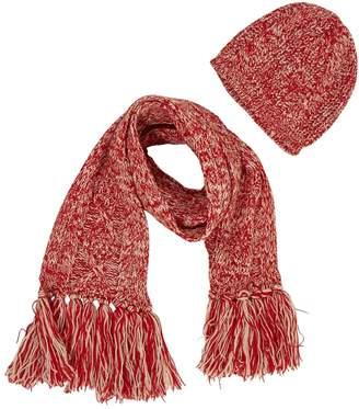 Etoile Isabel Marant Red Wool Scarves