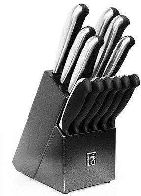Zwilling J.A. Henckels J.A. Everedge Plus Cutlery, 13 Piece Set