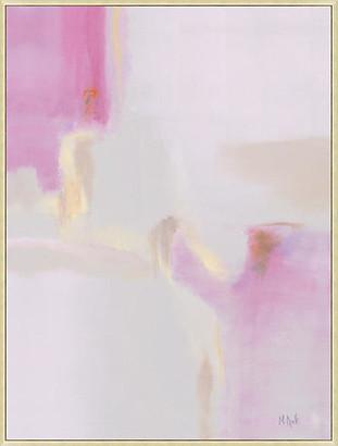 Lillian August - Pink Haze Art