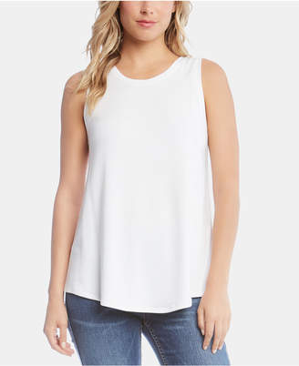 Karen Kane French Terry Tank Top