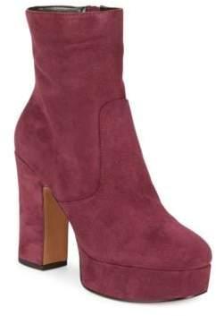 AVEC LES FILLES Lianna Suede Boots