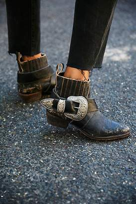 Understated Biker Boot by Understated Leather X Matisse at Free People $295 thestylecure.com
