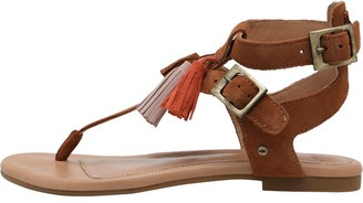 UGG Womens Lecia Sandals Chestnut