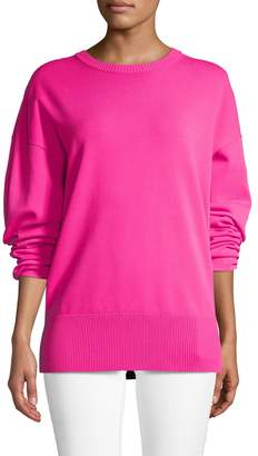 Balenciaga Women's Elongated Sleeve Sweater