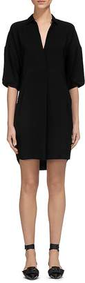 Whistles Solid Lola Dress $189 thestylecure.com
