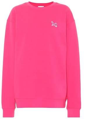 Calvin Klein Jeans Est. 1978 Embroidered cotton sweatshirt