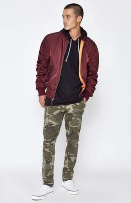 PacSun Basic Camouflage Chino Pants