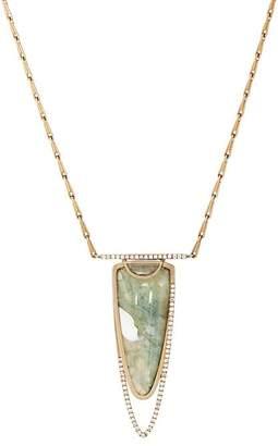 Monique Péan Women's Mixed-Gemstone Pendant Necklace