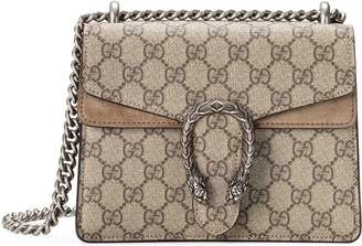 1ba1354edac Dionysus Gg Supreme Mini Bag - ShopStyle