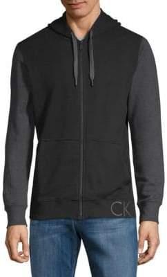 Calvin Klein Jeans Colorblock Cotton Jacket