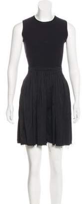A.L.C. Sleeveless Mini Dress
