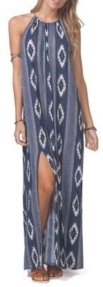 Women's Rip Curl Peace Maxi Dress $64 thestylecure.com