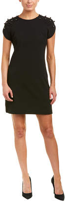 Betsey Johnson Beaded Shift Dress