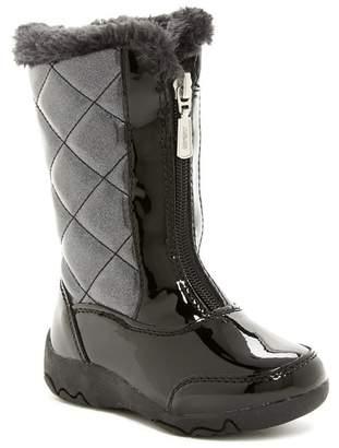 Khombu Lynny Faux Fur Lined Boot (Toddler)