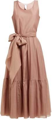 Max Mara S Manche Dress - Womens - Light Pink