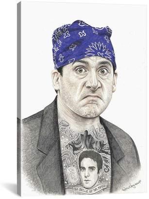 Apt2B Inked Ikons PRISON MIKE