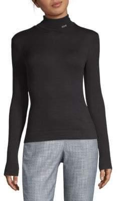 Calvin Klein Turtleneck Cotton Sweater