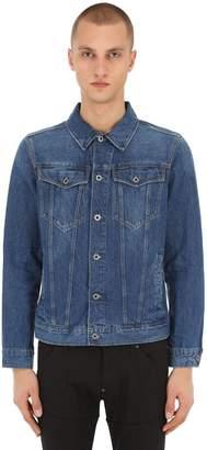 G Star 3301 Slim Cotton Blend Denim Jacket
