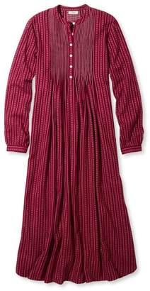 L.L. Bean L.L.Bean Vintage Flannel Nightgown
