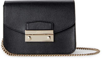Furla Julia Saffiano Leather Mini Crossbody