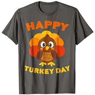 DAY Birger et Mikkelsen Happy Turkey T-Shirt Funny Thanksgiving Gift Shirt