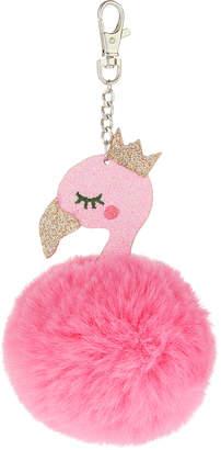 Monsoon Flossy Flamingo Bag Charm