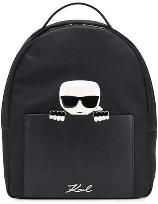 Karl Lagerfeld Paris K/Ikonik backpack