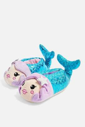 Topshop Mermaid Slippers
