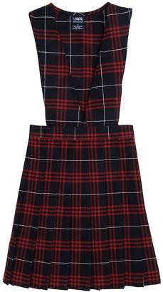 Girls 4-20 & Plus Size French Toast School Uniform Plaid Pleated Jumper $34 thestylecure.com